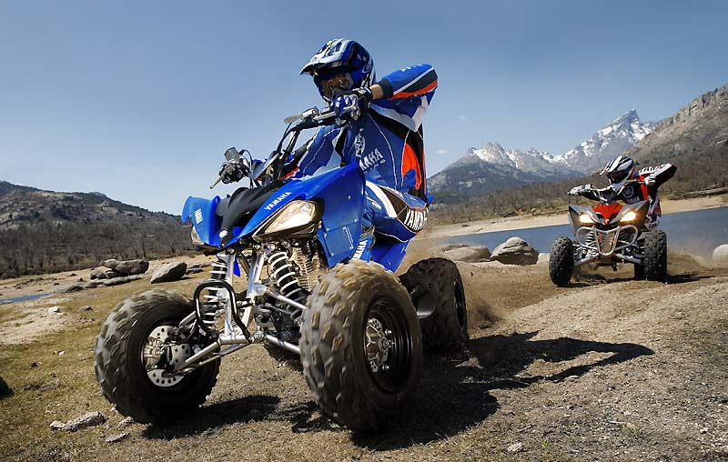 Yamaha Quad All Motorcycles In The World
