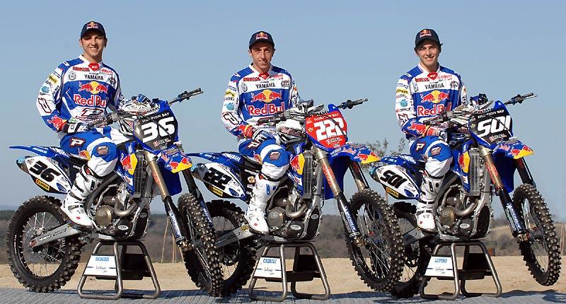 Motocross Mx1 Mx2 Premiers Succ 232 S Pour Philippaerts Et Coppins Yz450f Cairoli Yz250f Prend