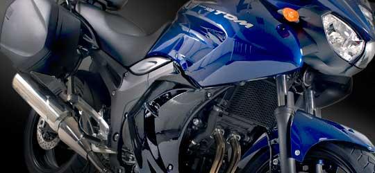 Tdm900gt abs nouvelle tdm900gt abs l 39 esth tique des for Bulle haute 900 tdm