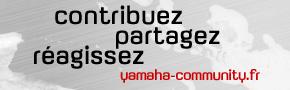 yamaha-community.fr : contribuez, partagez, réagissez !