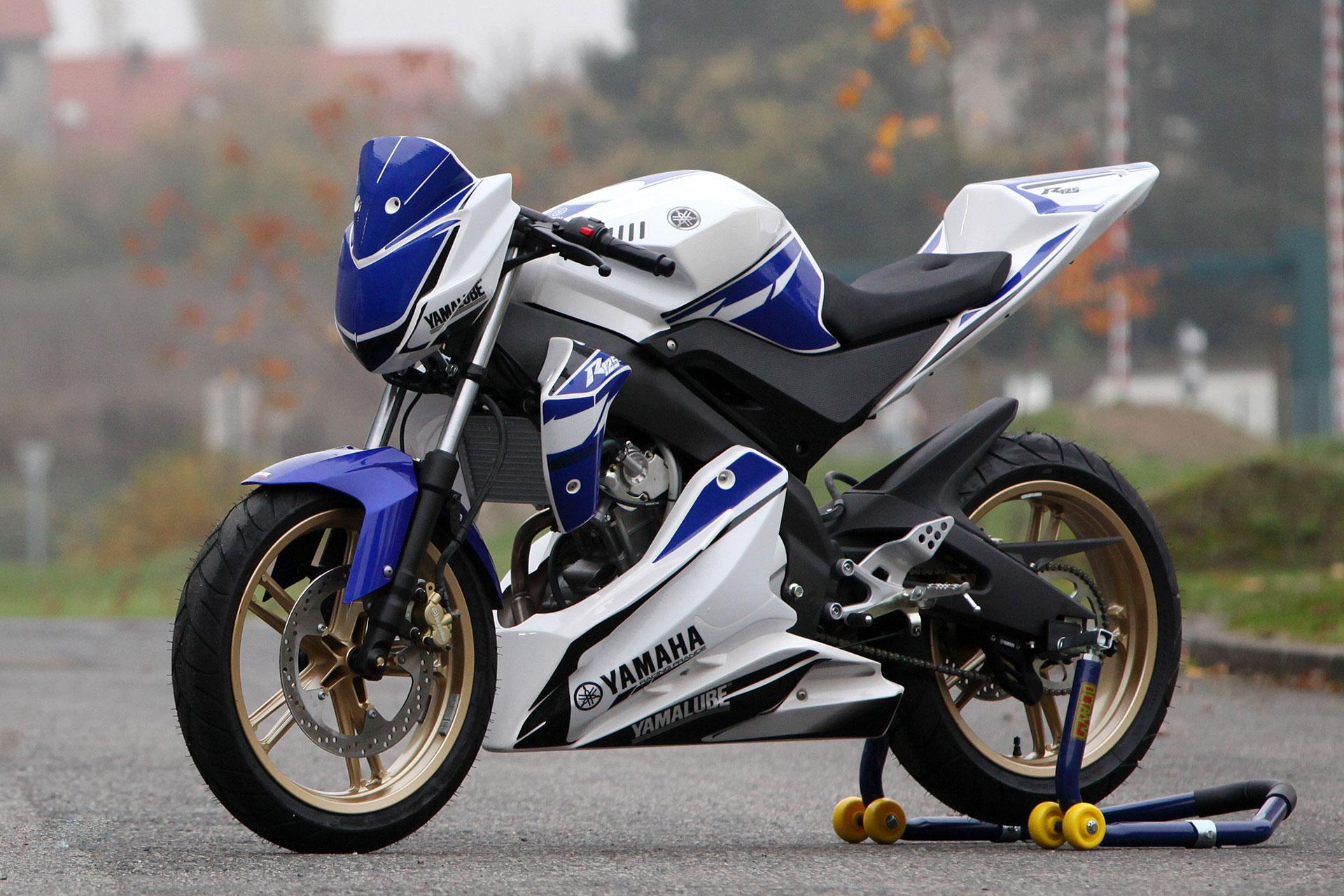 Vitesse Coupe Yamaha YZF 125R 2013