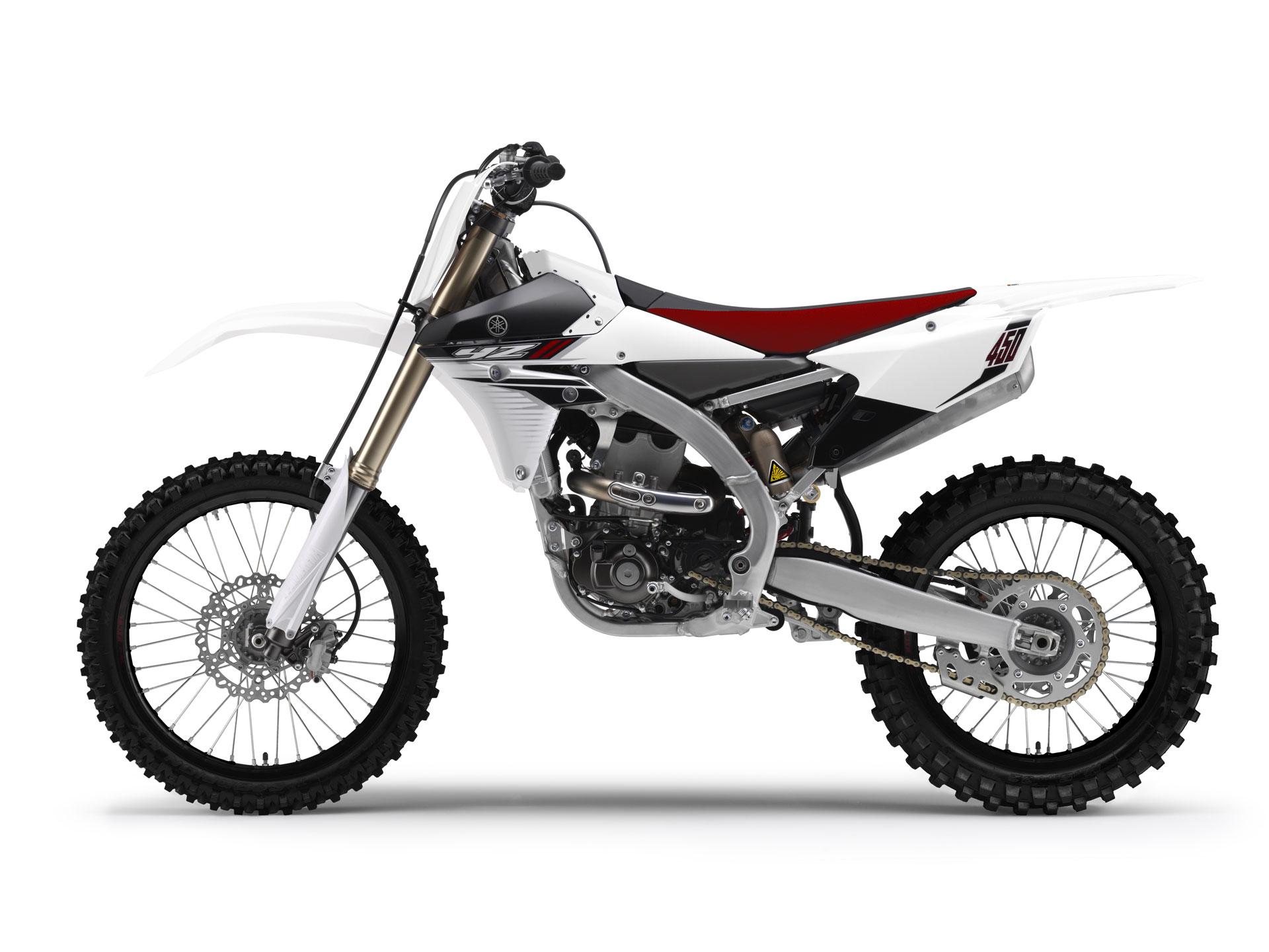Gallery Yamaha Yzf 450 2014