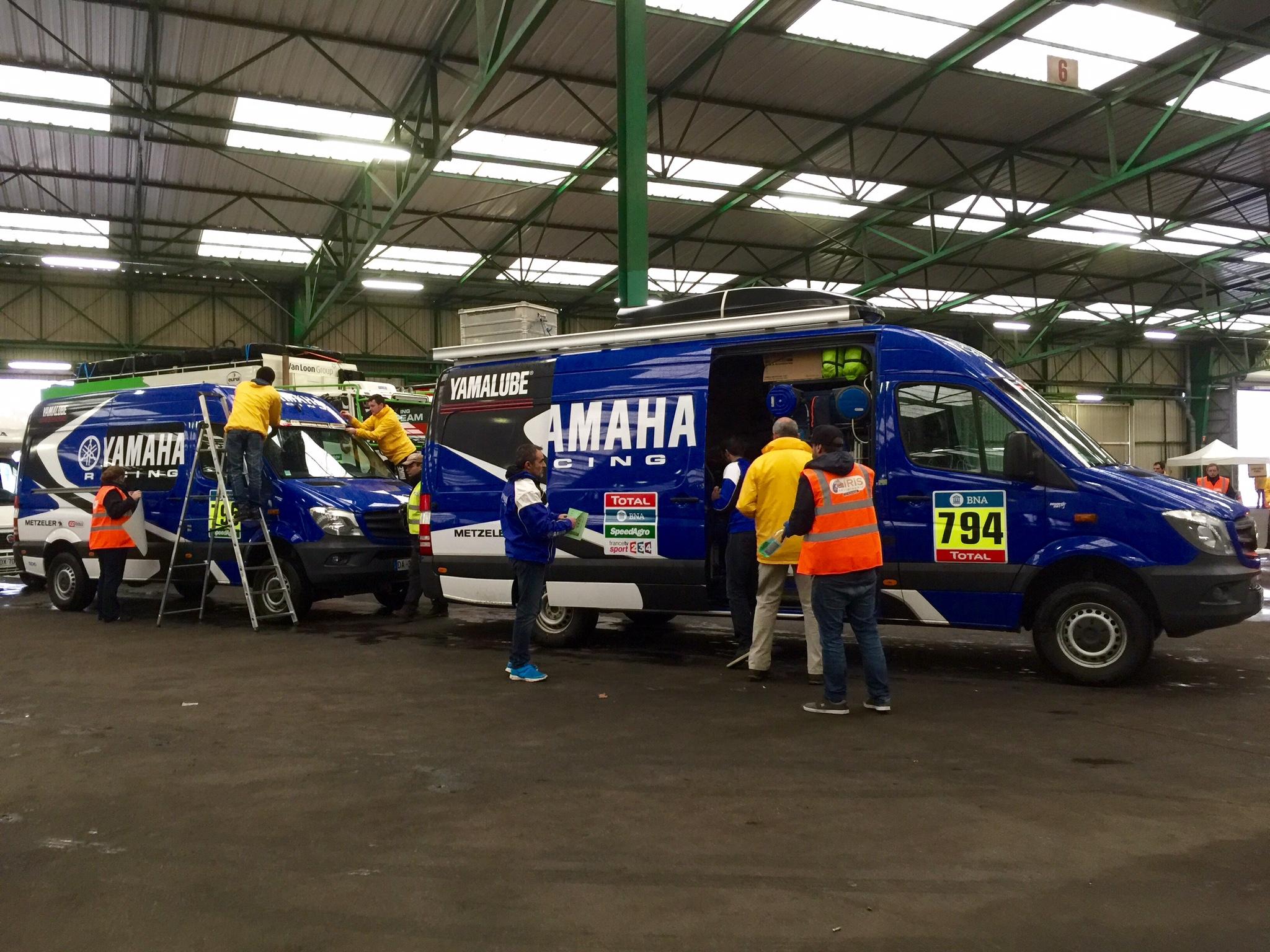 Team Suzuki Truck