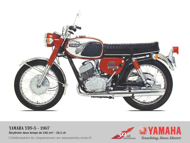 Yamaha Yds Cc