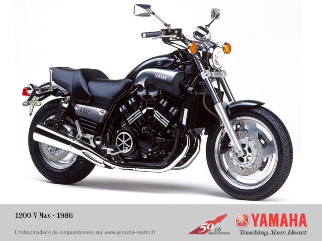 1986 Yamaha 1200 Yamaha V-max 1986