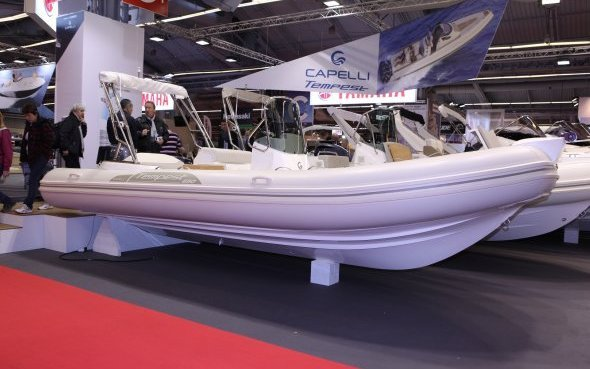 Salon nautique de paris 2012 interview de fabrice lacoume for Parking porte de versailles salon nautique