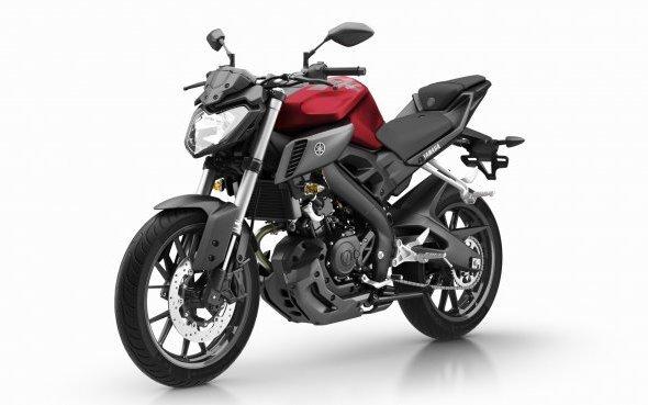 Nouveaut 2014 yamaha mt 125 l 39 exp rience dark side for Yamaha 125 l